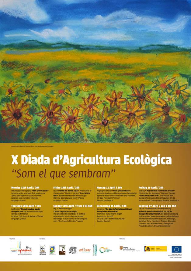 Diada d'Agricultura Ecològica